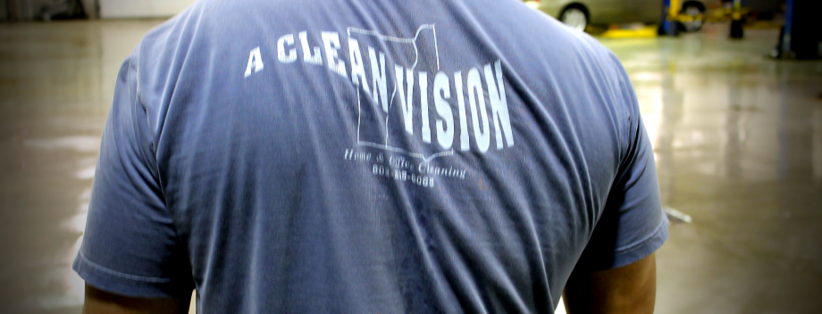 Upper Valley Cleaning Services = A Clean Vision