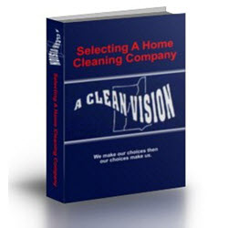 Selecting A Home Cleaning Company