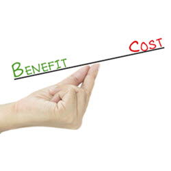 Commercial Cleaning - Cost Benefit