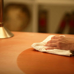 Reduce Dust In Your Home - Six Tips