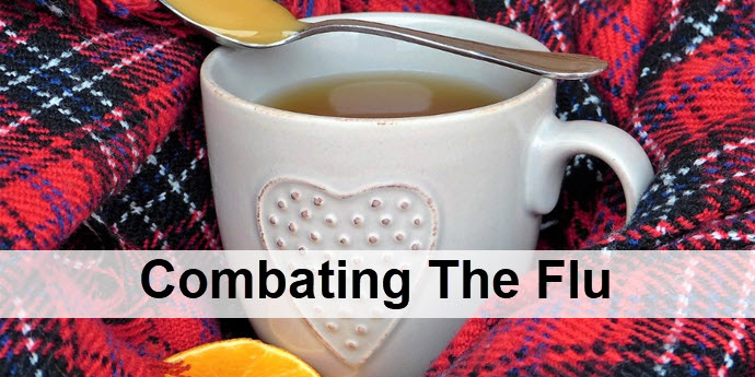Home Cleaning and Combating the Flu